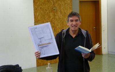 Autorenlesung mit Josef Koller