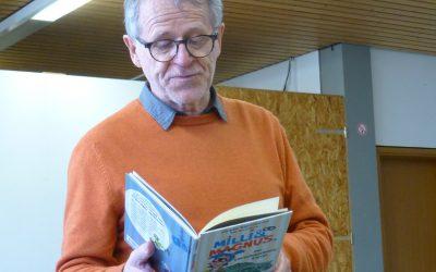 Autorenlesung mit Jürgen Banscherus