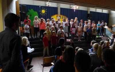 Musical vom Chor der Landern-Grundschule