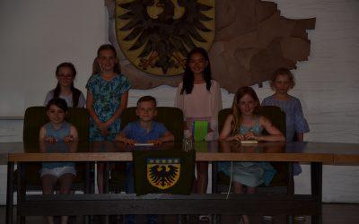 Vorlesewettbewerb der Landern-Grundschule