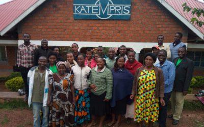 Aufbau eines Rettungsschirms für KATEMPRIS