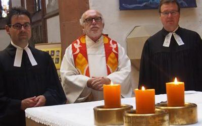 Videobotschaft der Markgröninger Pfarrer zum Schuljahresbeginn